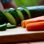Achtsam zubereitetes Gemüse hilft beim Stressabbau